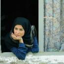 «الناز حبیبی» بازیگر نقش عالیه در سریال دودکش+ عکس