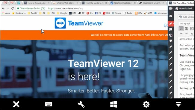 How to Connect to Your PC with TeamViewer